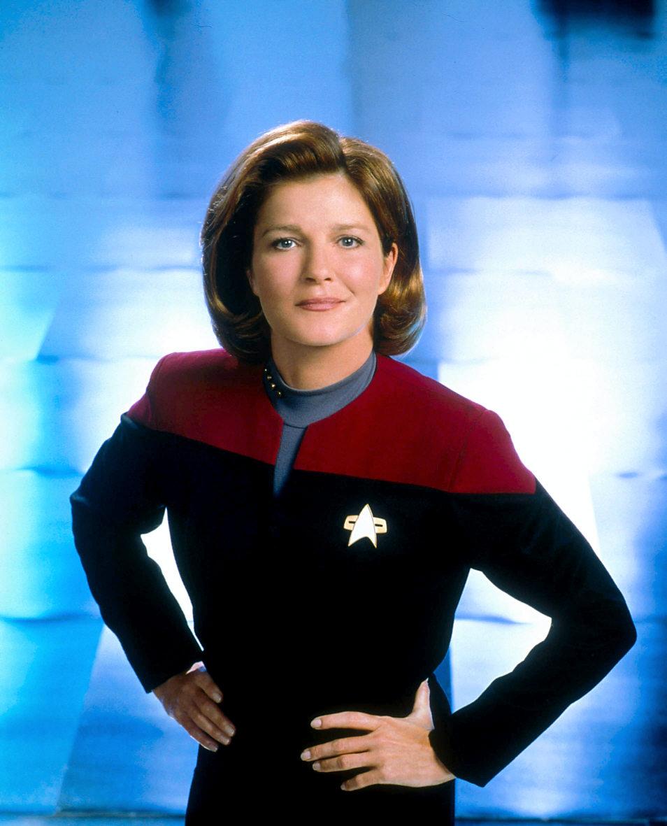 Voyager Janeway