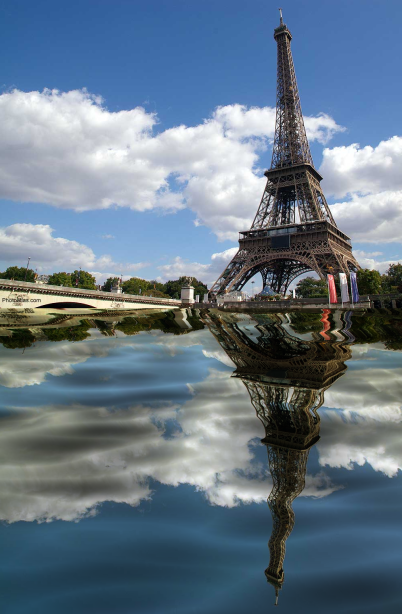 eiffel-reflection
